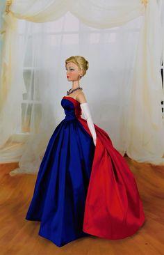 Barbie Gowns, Doll Dresses, Barbie Clothes, Barbie Doll, Princess Gowns, Barbie Furniture, Train Rides, Event Photos, Fashion Photo