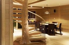 The Staircase within the Treehouse by Center Parcs UK - Our dream holiday accommodation Woodland Lodges, The Magic Faraway Tree, Normal House, Holiday Accommodation, Open Plan Living, Cottage Homes, Sherwood Forest, Stairs, Parks