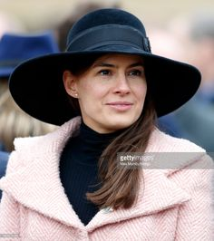 Lady Frederick Windsor attends day 3 of the Cheltenham Festival at Cheltenham Racecourse on March 16, 2017 in Cheltenham, England. (Photo by Max Mumby/Indigo/Getty Images)