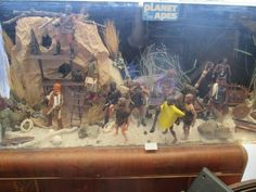 mego vintage planet of the apes large custom collection near mint 1974ventage