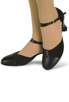 Piccadilly Character Shoe - Capezio - Product no longer available for purchase Lindy Hop, Traditional Looks, The Vamps, Dance Wear, Character Shoes, Soft Leather, Ankle Strap, Dance Shoes, Heels