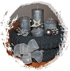 Der etwas andere Adventskranz Advent, Crown Cake, Gifts