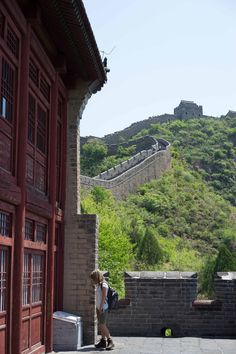 #GreatWallOfChina, blijft fantastisch! #china #asia