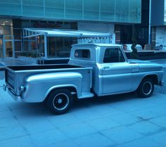 Old Truck side