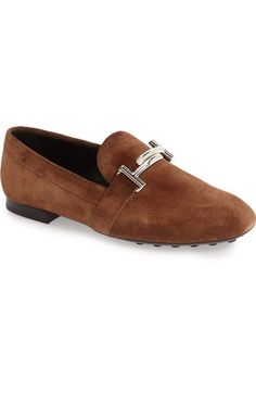 TOD S  Double T  Loafer (Women).  tods  shoes  flats 4224f9e086d
