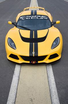 Lotus, 2012 Lotus Exige V6 Cup Front Top Race Car Design: Small Lotus Exige V6 Cup 2012 with Great Performance
