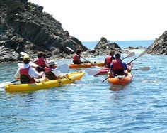 A family trip of the Cap de Creus