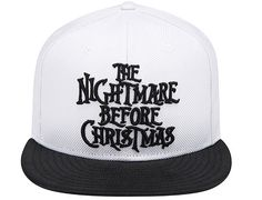 Nightmare Before Christmas 59Fifty Fitted Cap