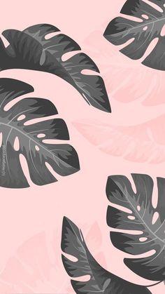 Iphone Wallpaper - free wallpaper/ fond d'écran palmier tropical black pink iphone - Iphone and Android Walpaper Cute Black Wallpaper, Wallpaper Pastel, Tropical Wallpaper, Black Wallpaper Iphone, Iphone Background Wallpaper, Aesthetic Iphone Wallpaper, Pink Wallpaper Backgrounds, Pattern Wallpaper Iphone, Kawaii Wallpaper