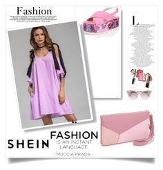 """shein # 9"" by begicdamir ❤ liked on Polyvore featuring Jimmy Choo"