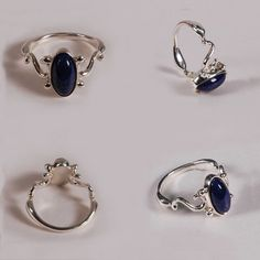 New Arrival Elena Gilbert's Daylight Ring Lapis Lazuli 100% 925 Silver in The Vampire Diaries Season 4 can be found here: http://www.tungstenlove.com/new-arrival-elena-gilbert-s-daylight-ring-the-vampire-diaries