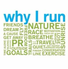 Happy National Running Day! However you get your run going, do it for you!