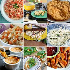 Fall Veggie Recipes
