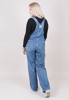 Dungarees, Overalls, Pants, Fashion, Trouser Pants, Moda, Trousers, Fashion Styles, Women Pants