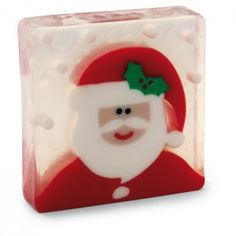 Santa-Soap....really cute