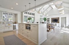 Perfect kitchen.