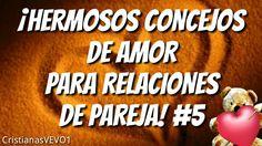 Hermosos Concejos de AMOR, Para relaciones de Pareja ♥| Frases con músic...