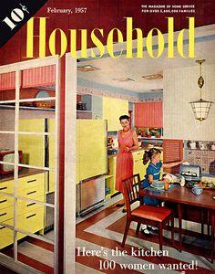 Houshold Magazine Kitchen