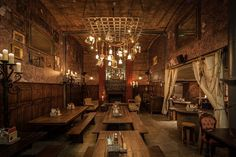 The Smuggler's Cove Restaurant & Bar - Liverpool, UK Small Space Living, Living Spaces, Dungeon Room, Pirate Boats, Liverpool Uk, Room Themes, Home Decor Furniture, Game Room, Decoration