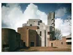 Christi Auferstehung (Lindenthal), Gottfried Böhm, Köln. #germany #cologne #architecture #brutalism