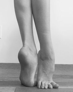 A Dancer's feet<