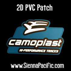 2D PVC Patch can have 2 or more layers (or levels) but when looked at on a side view, each of the levels look flat, no roundness or curvy feeling to it…
