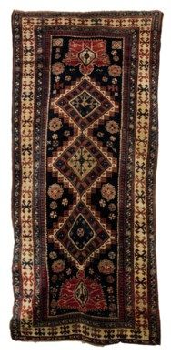 A KAZAK RUG David Rockefeller, Types Of Rugs, Bohemian Rug, Auction, Collection, Decor, Rugs, Decorating, Dekoration