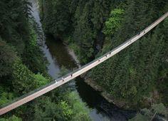 Capilano Suspension Bridge | North Vancouver