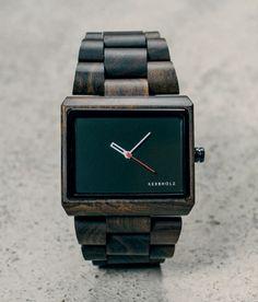 Orologio in legno Kerbholz
