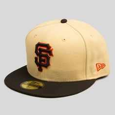 The SF Giants New Era Cap in NoPa tan. NEW in-store and online. #ShopUP #UpperPlayground #SFGiants #NewEra