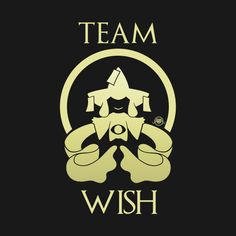 Check out this awesome 'Team+Wish' design on @TeePublic!