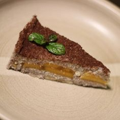 Kokosovo-banánový dort Low Fat Desserts, Raw Vegan, Lose Fat, No Bake Cake, Tiramisu, Menu, Healthy, Ethnic Recipes, Food