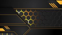 Orange Yellow And Black Abstract Business Background Banner Background Images, Background Design Vector, Geometric Background, Black Abstract, Abstract Lines, Abstract Backgrounds, Powerpoint Background Templates, Youtube Banner Backgrounds, Overlays Tumblr