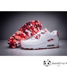 Nike Womens Air Max 90 London Eton Mess White