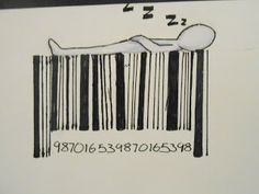 Experiments in Art Education: Barcode Re-Design