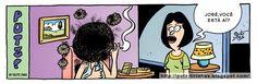 Guto Dias Cartuns: Relembrando PUTZ!