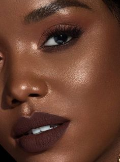 brown lipstick best matte lipsticks all year round Best Matte Lipstick, Lipstick For Dark Skin, Dark Skin Makeup, Best Lipsticks, Lipstick Colors, Liquid Lipstick, Lip Colors, Eye Makeup, Matte Lipsticks