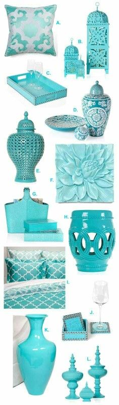 So tiffany blue