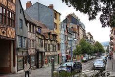 Racconti di viaggio intorno al mondo e non solo - Blog di viaggi : Itinerario di viaggio in Normandia
