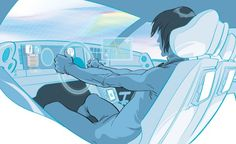 Driving Into The Future - Gadgets For Cars And Drivers http://www.syscortech.net/?p=1203 #futuretechnology   #driving  #cars #technology