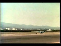 Bob Hoover manouvers on a Aero Comander
