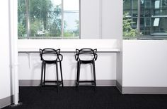 Coworking Space, Bar Stools, Vancouver, Interior, Table, House, Furniture, Design, Home Decor
