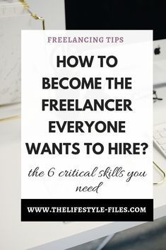 Hire for skills, keep for attitude. 6 tips to become the freelancer everyone would like to hire /// freelancing / freelancer / business tips / self-employed / freelancing tips / freelancing for beginners / freelancer jobs / personal growth / business skil Home Based Business, Business Tips, Online Business, Business Accounting, Make Money Online, How To Make Money, How To Become, Attitude Is Everything, Freelance Writing Jobs