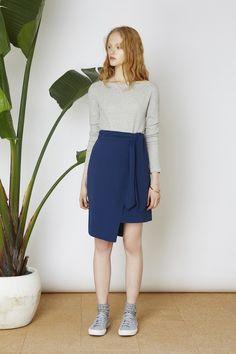 The Fifth | Above And Beyond Skirt | Dear Blackbird Boutique