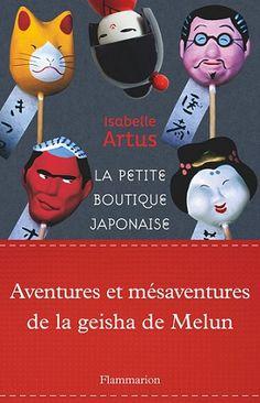 MALLY'S BOOKS: La petite boutique japonaise