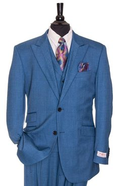 """Like"" this Tiglio men's suit? Find this Tiglio suit and more at…"