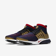 02383a15e55a The Nike Air Presto Ultra Flyknit Olympic is introduced and scheduled to  drop at select Nike retailers on July