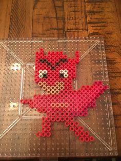 Owlette perler bead (PJ mask)