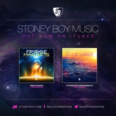 Stoney Boy Music iTunes Roll Out Part III - October 21