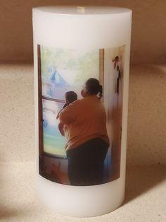 Photo Candles, Polaroid Film